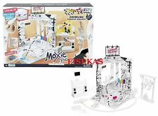 Moxie Girlz Art-titude Airbrush Fashion Gallery Playset and Accessories NEW