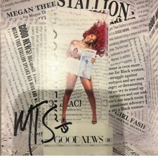 Megan Thee Stallion Good News Signed CD
