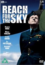 Reach For The Sky (Kenneth More) Region 2 New DVD