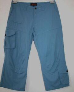 Mens Womens FJALLRAVEN Bermudas Shorts Trousers Pants Trekking Hikking Size 38