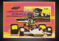 1972 BRAZIL AUTOMOBILE RACE EMERSON FITTIPALDI BRAZILIAN RACING CHAMPION S.S. NH