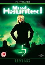 Most Haunted: Complete Series 5 DVD (2009) Derek Acorah ***NEW***