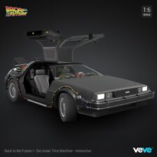 DeLorean Time Machine S1 Interactive 1:6 scale Common #06617 VeVe 3D NFT
