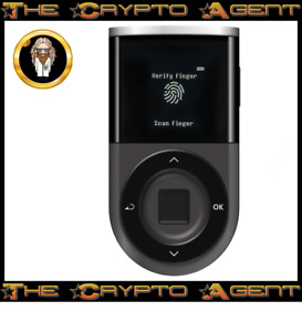 🔒 D'Cent Biometric 👆 BTC, ETH & Crypto Hardware Wallet  👆 🔒
