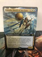 Linvala NM MtG ZNR Shield of Sea Gate x1x Zendikar Rising FOIL Extended