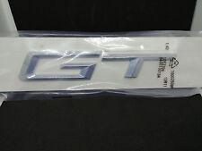 Stemma scritta badge bmw posteriore  nuovo cofano  serie 3 5 6 gt gran turismo