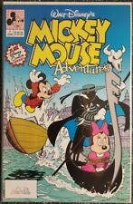 Mickey Mouse Adventures #1 [comic] Disney 1st Print 9.0 or better