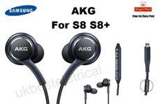 SAMSUNG GALAXY S8 S8 PLUS HEADPHONES AKG EARPHONES HANDSFREE S7 S6 S5 NOTE