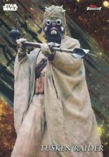 C90 Star Wars Galaxy Series 1 Tusken Raider #110 Card