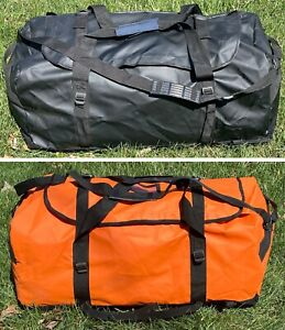 Waterproof Heavy Duty 800D TPE Laminate Duffel Expedition Bag 125L XL