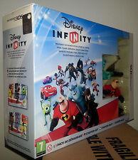 DISNEY INFINITY-  STARTER PACK NINTENDO 3DS NUOVO E SIGILLATO, EDIZIONE ITALIANA
