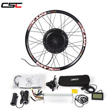 electric bike Conversion Kit 48V 1500W SUN RINGLE MTX rim ebike motor wheel