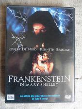 Frankenstein - Robert De Niro e Kenneth Branagh - DVD