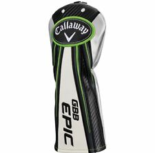 NEW Callaway Epic Black/Green Fairway wood Headcover - Epic Headcover