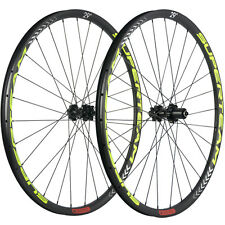 SUPERTEAM Carbon Wheelset MTB 29er Mountain Bicycle Wheels Hookless 30mm Width