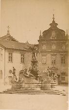 MUNICH c. 1880 - Fontaine Cour du Château Allemagne  - 26