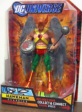 DC Universe Classics Series 6_HAWKMAN 6 inch action figure_New_MIP_Build KALIBAK