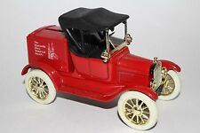 """Ertl 1918 Ford Model """"T"""" Runabout Coin Bank, The Dyersville Historical Society"""