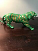 Battle Cat Masters of the Universe Green Tiger Vintage 1982 Toy