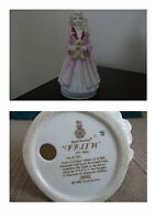 "Royal Doulton Figurine "" Faith"" HN3082"