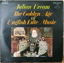 JULIAN BREAM: The Golden Age of English Lute Music-M1971LP