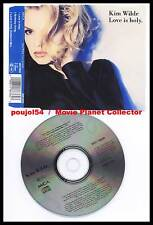 """KIM WILDE """"Love Is Holy"""" (CD Maxi) 3 Titres 1992"""