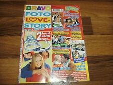 BRAVO  FOTO-LOVE-STORY 3/4 2000 -- mit 2 Freundschaftsringen / zu DICK für DISCO