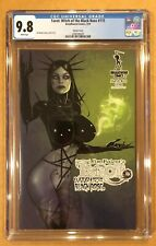 TAROT: WITCH OF THE BLACK ROSE #115 CGC 9.8 COVER B.