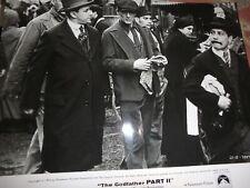 """THE GODFATHER PART II"" ROBERT DENIRO 1974 ORIGINAL STILL!"