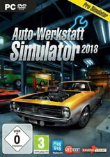 Auto-Werkstatt Simulator 2018 (PC, 2017) (Stream Key DE/AT)