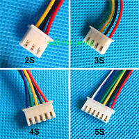 10pcs JST-XH Connector 2-6S Imax B6 Balance Charger Cable Wire Adapter Plug