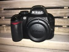 Nikon D3100 14.2 MP Digital SLR Camera - Black (Body Only) well looked after