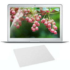 BL_ Monitor Laptop LCD Clear Screen Protector Film Cover for Macbook Air/Pro Sur