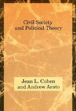 Civil Society and Political Theory (Studies in Contemporary German Social Thoug