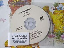 Tom Brosseau – Amory Label: FatCat Records  DS7FAT40 UK Promo CD Single