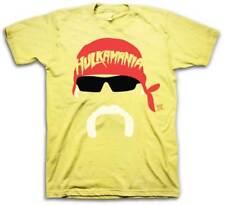 Hulk Hogan Fear the Fu WWE Mens T-shirt