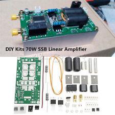 DIY kits 70W SSB Linear HF Power Amplifier MINIPA70 For YAESU FT-817 KX3 L99