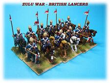 Zulu War 1879 - British Lancers x 3