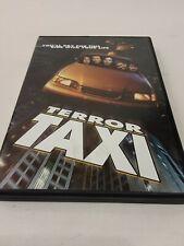 Terror Taxi (DVD, 2004)