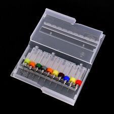 10Pcs PCB Print Circuit Board Carbide Micro Drill Bits Tool 0.3mm to 1.2 mm HF