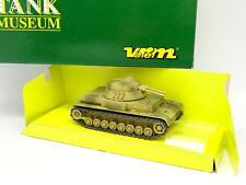 Verem Militaire Army - Tank Museum 1/50 - Char Tank Flakpanzer German 1942 SM42