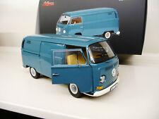 1:18 Schuco VW Volkswagen T2 Van blue NEW FREE SHIPPING