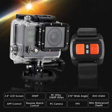 AMKOV AMK7000S 20MP 1080P Wifi Waterproof Sports Camera DV 4K P18Q (NEW)