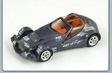 Spark S1461 - GILLET Vertigo Streiff 2002 gris foncé Record du monde 0-100 km/h