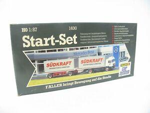 FALLER CAR SYSTEM 1630 START SET mit  LKW SPDITION SÜDKRAFT  VP4055
