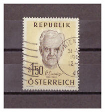 Österreich, 100. Geburtstag Anton Freiherr von Eiselsberg MiNr. 1077, 1960 used