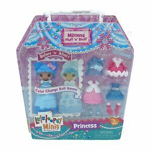 Lalaloopsy Minis Princess Mittens Fluff N Stuff New In Box
