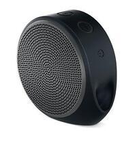 New Logitech X100 Black(grey) Mobile Blutooth Wireless Speaker