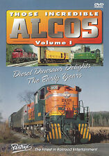 Those Incredible Alcos Vol 1 DVD Video NEW Pentrex
