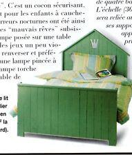 Chambre d'enfant, lit + armoire cabine double Artisans GRAND COMPTOIR SURESNES